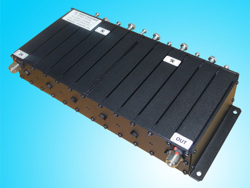 470-606 MHz  Сompact preselector PS2-6TV