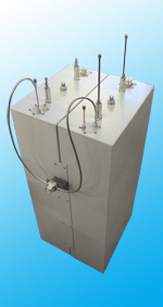 100-108 MHz  Low-loss transmitter combiners CL8-2(2)FM-1,5